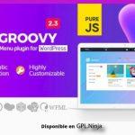 Groovy Mega Menu – Responsive Mega Menu Plugin for WordPress