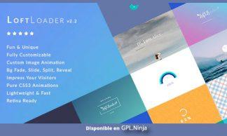 LoftLoader Pro – Preloader Plugin for WordPress