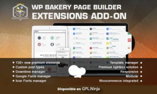 Composium – WP Bakery Page Builder Extensions Addon