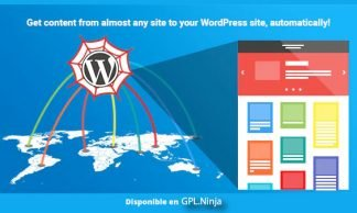 WP Content Crawler – Get content from almost any site