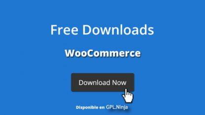 Free Downloads WooCommerce Pro