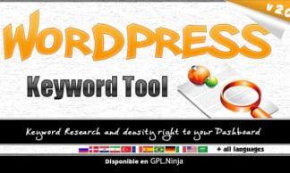 Wordpress Keywords Tool