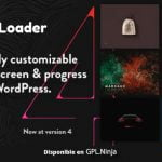 PageLoader: WordPress Loading Screen and Progress Bar