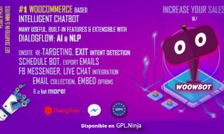ChatBot for WooCommerce – Retargeting