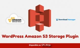 WordPress Amazon S3 Storage Plugin