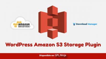 WordPress Amazon S3 Storage Plugin