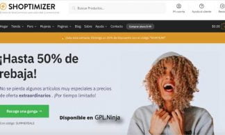 Shoptimizer Tema Woocommerce