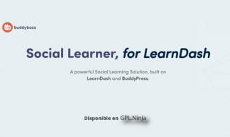 Boss for LearnDash / Social Learner for LearnDash