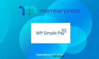 MemberPress WP Simple Pay Pro