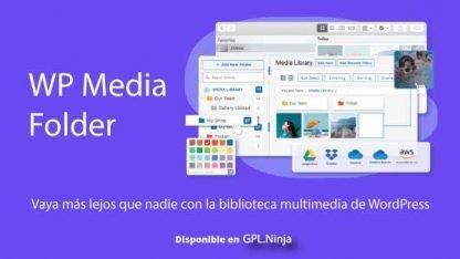 WP Media Folder Addon