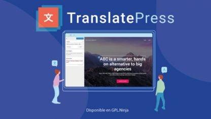 TranslatePress – Multilingual