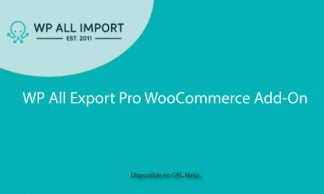 WP All Export Pro WooCommerce Add-On